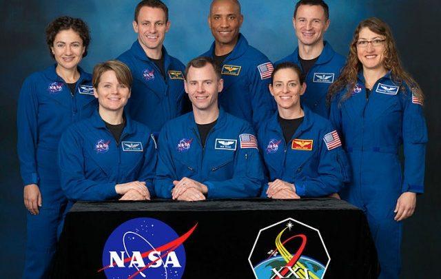 Astronot NASA