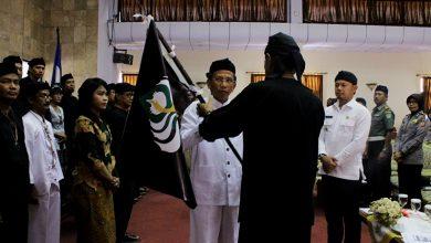 Pelantikan berlangsung di Paseban Sri Baduga, Balaikota Bogor